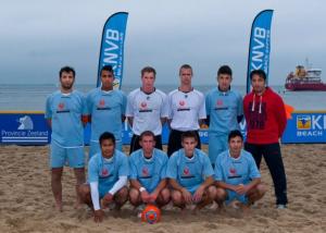 Beach Soccer Zeeland