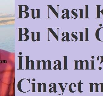 """KORKUNÇ KAZA BİR """" YILDIZ"""" DAHA KAYDI"""
