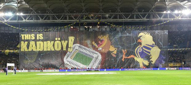 Unutulmayan Galatasaray - Fenerbahçe kareografileri