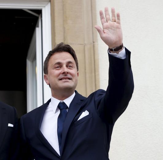Eşcinsel Lüksemburg Başbakanı tarihe geçti
