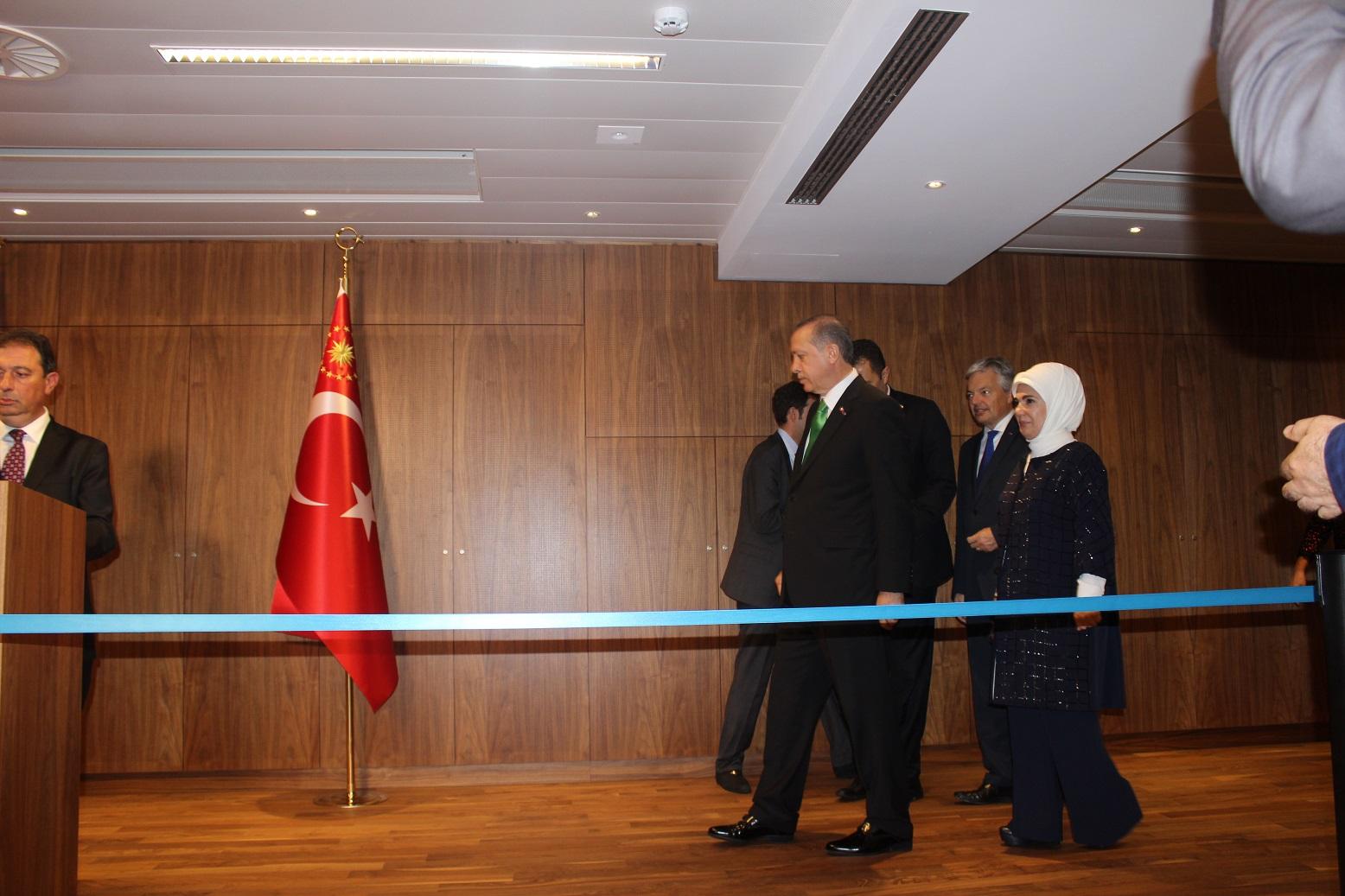 Brüksel Büyükelçiliği açılışı 4