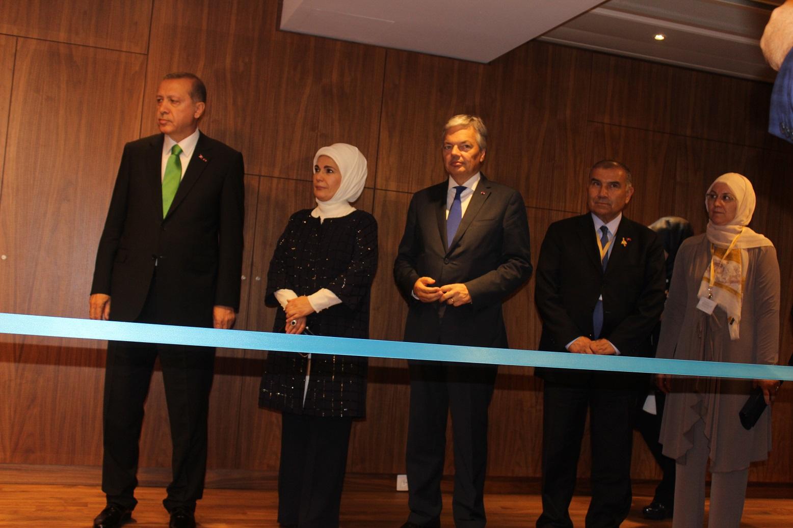 Brüksel Büyükelçiliği açılışı 5