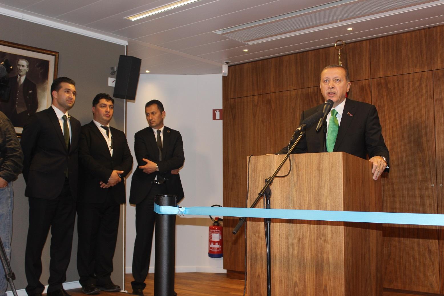 Brüksel Büyükelçiliği açılışı 7