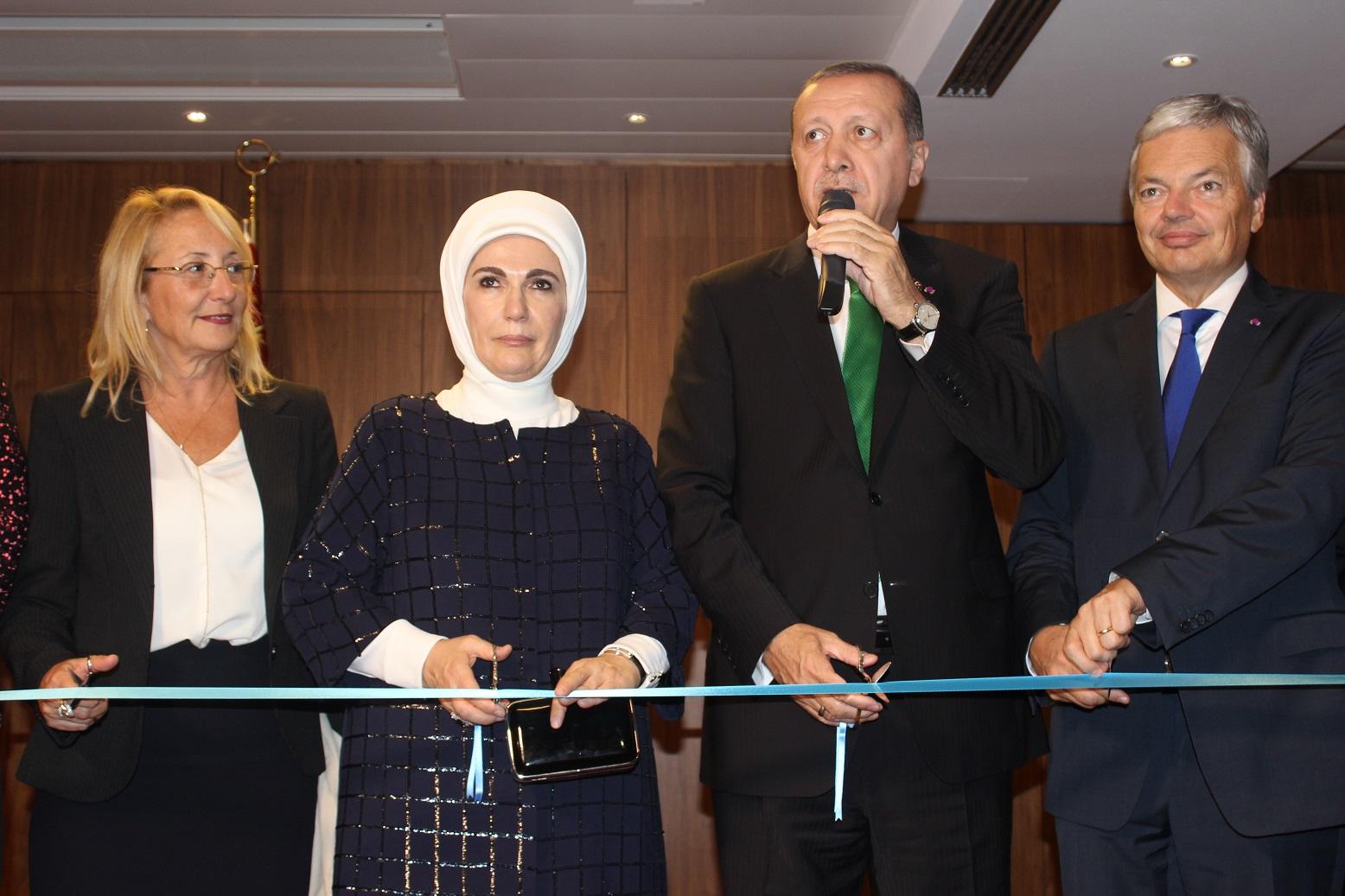Brüksel Büyükelçiliği açılışı 8