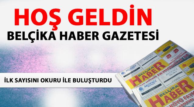 Photo of HOŞ GELDİN BELÇİKA HABER GAZETESİ
