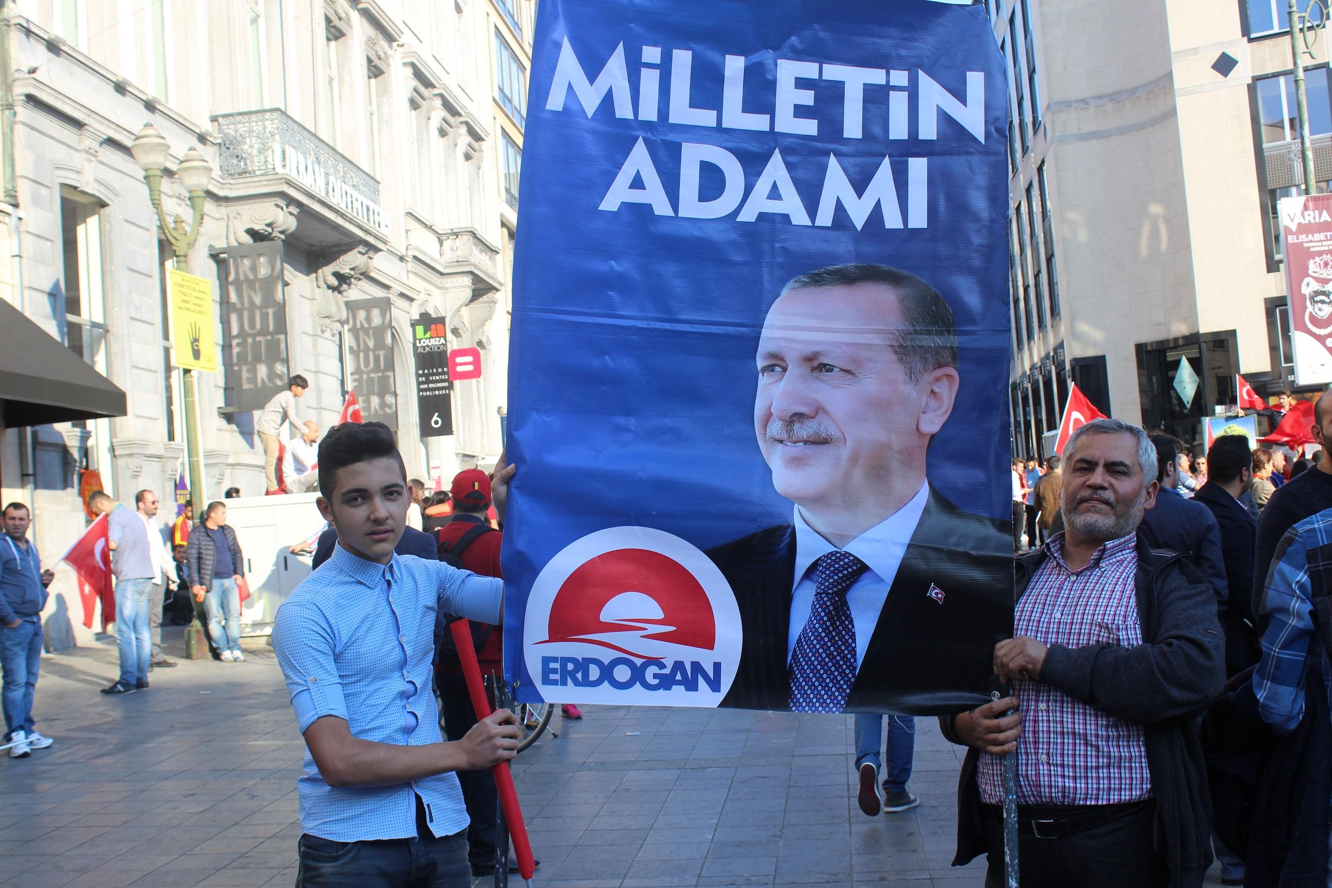 Erdoğan Belçika 3