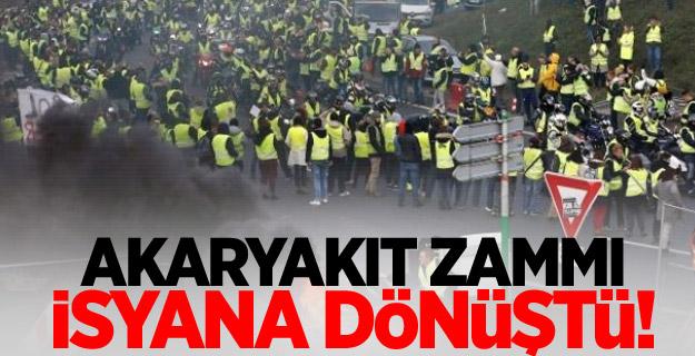 """Photo of Brüksel: Cumartesi 8 Aralık'ta """"Sarı Yelekliler"""" yine grev yapıyor"""