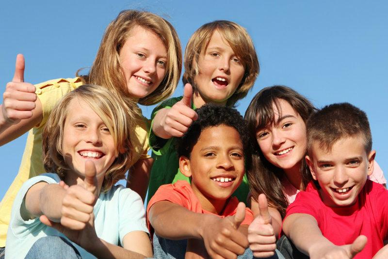 Photo of Dünyanın en mutlu çocukları Hollanda'da yaşıyor