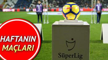 Photo of Bu hafta hangi maçlar var? Spor Toto Süper Lig'de 24. hafta maç programı