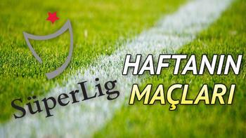 Photo of Bu hafta hangi maçlar var? Süper Lig 25. hafta programı