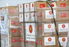 Photo of Türkiyeden Belçika'ya maske desteği!