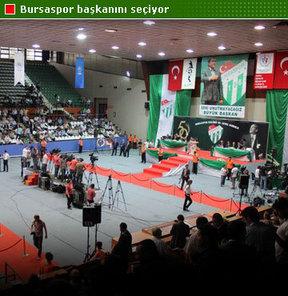 Photo of Bursaspor başkanını seçiyor
