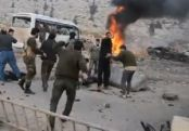 Photo of Esselame Hudut Kapısında Patlama