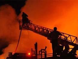 Photo of Trende yangın faciası: 23 ölü