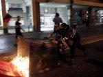 Photo of Yunanistan yine sokaklara döküldü