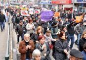 Photo of Zonguldak'ta 'Ses Kaydı' Yürüyüşü
